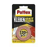 Pattex PXMT2 - Cinta adhesiva extrafuerte (1,5 m)