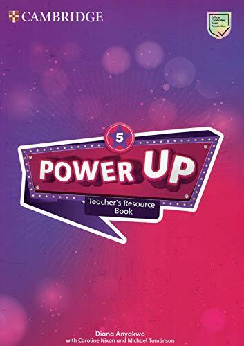 Power up. Level 5. Teacher's resource book. Per la Scuola elementare. Con File audio per il download