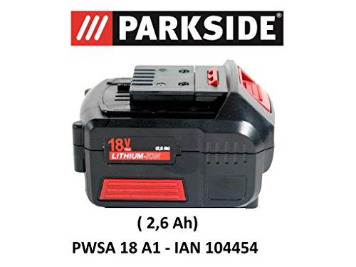 Parkside italia classifica prodotti migliori for Smerigliatrice a batteria parkside