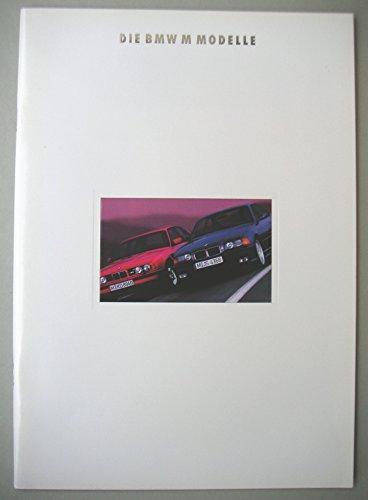 BMW Prospekt