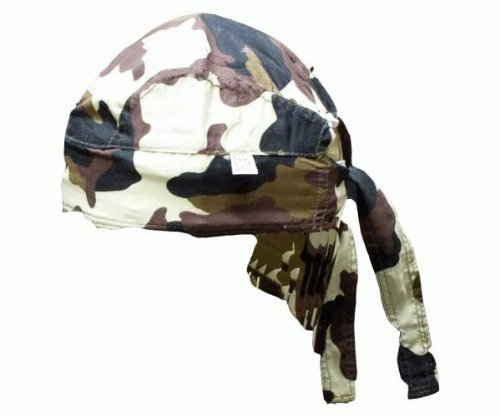 Baby Banz - Bandanas avec protection UV50+ - Camouflage marron