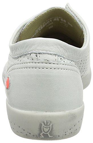 Softinos  Ica388sof, Sneakers Basses femme Blanc (Blanc)