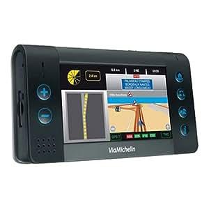 VIAMICHELIN Navigation X-980T Europe GPS Carte Europe Info Traffic