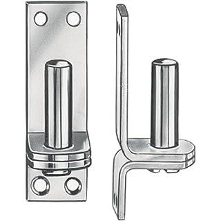 Kloben StiftD: 10mm Höhe 85mm Breite 33 mm DI auf Platte, 10 St.