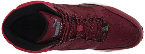 Puma R698 Winter-Mid Sneaker Cabernet/Rio Red/Whisper White