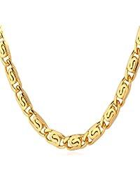 Goldkette  Suchergebnis auf Amazon.de für: goldketten 750: Schmuck