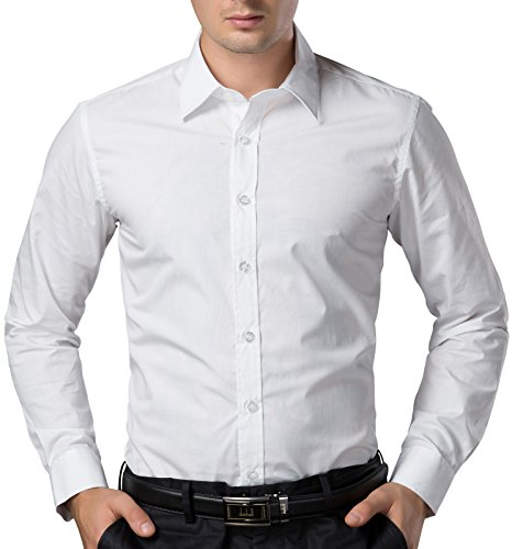 smart-solid-shirt-for-men-with-cuffs-long-sleeve-fashion-slim-fit-comfortable-cotton-polyster-s-kl-3