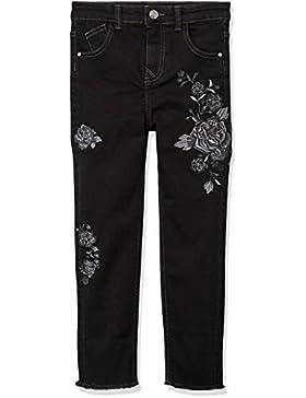 RED WAGON Jeans Mädchen mit Blumenstickereien