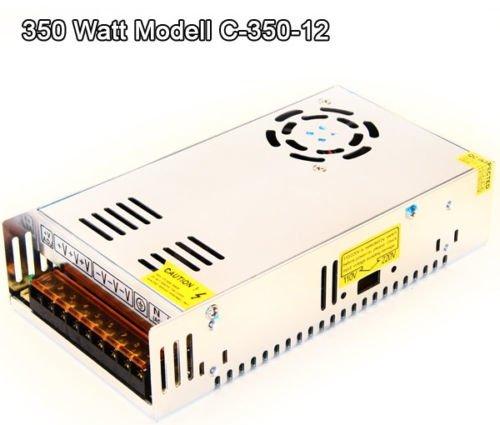 Preisvergleich Produktbild 350 Watt 12V DC TRAFO LED Leisten Transformator Netzteil von Phil Trade