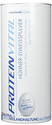 PROTEINVITAL Eiklar-Ei-Protein-Pulver aus Österreich FL 1kg (Huhn Protein)