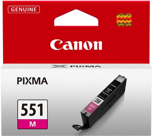 Canon Cli551 Ink Cartridge - Red