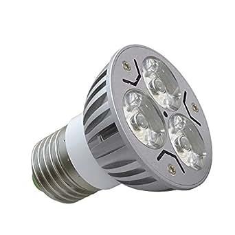 Spot LED 3W, E27 ( lot de 12 )