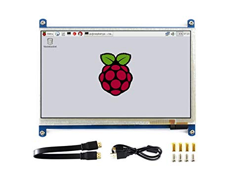 Waveshare Raspberry Pi 7 Inch Capacitive Touch Screen