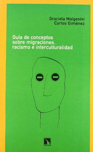 Guia De Conceptos Sobre Migracion (Colección Mayor) por Graciela Malgesini y Carlos Giménez
