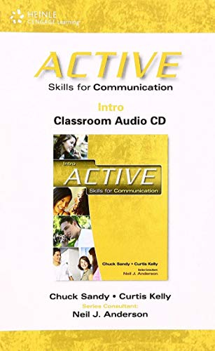 ACTIVE Skills for Communication Intro: Classroom Audio CD
