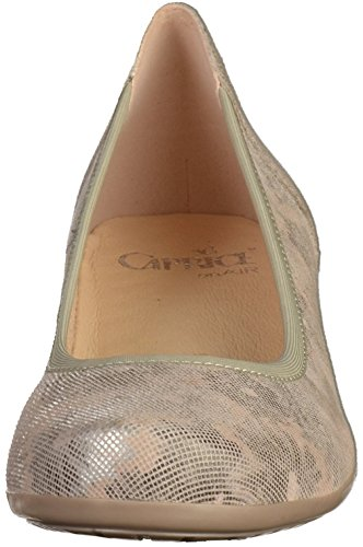Caprice Damen 22304 Pumps Grau