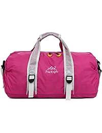 Zaini e borse sportive Janexi Uomo Borsa Sportiva Tempo Libero Borsa per Weekend Training Duffel Bag Donna Borsa da Viaggio 22 Pollici