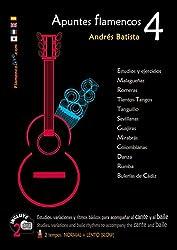 Apuntes Flamencos, Vol. 4 Book/2-CD Set