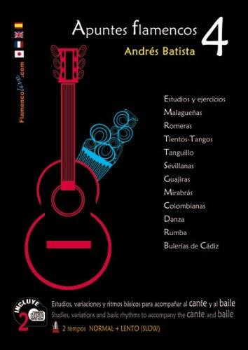 Apuntes flamencos 4 / Flamenco Notes 4 / Notes Flamencas 4