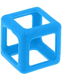 Ouneed® Fidget Cube Protection Etui Silicone Housse BIne Fit