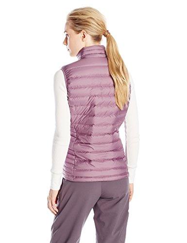 Patagonia Damen Weste Down Sweater Tyrian Purple