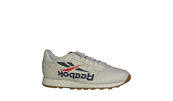 7a97bda287f Reebok Men s CL Leather 3AM ATL Fashion Sneakers Lvrn White Washed  Blue Primal Red 13 D(M) US  Amazon.co.uk  Shoes   Bags