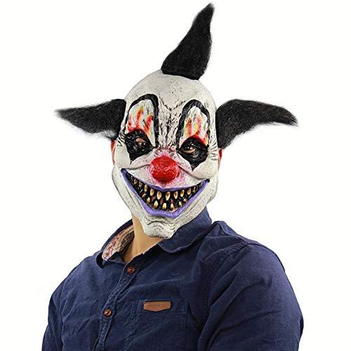 Fiesta disfraces cosplay Máscara látex Máscaras