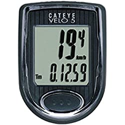 Cateye Ciclocomputadora Velo 5 Cc-vl510