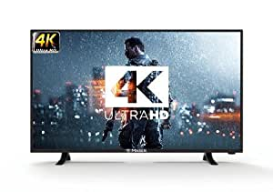 Maser 127 cm (50 inches) 50MS4000A25 4K UHD LED Smart TV (Black)
