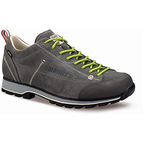 Dolomite Unisex-Erwachsene Zapato Cinquantaquattro Low GTX Trekking- & Wanderhalbschuhe, Canna Di Fucile, 41.5 EU