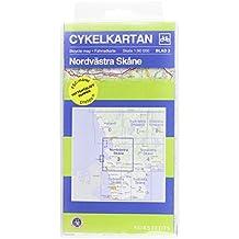 Skane North West Cycling Map: SE.CYK.03