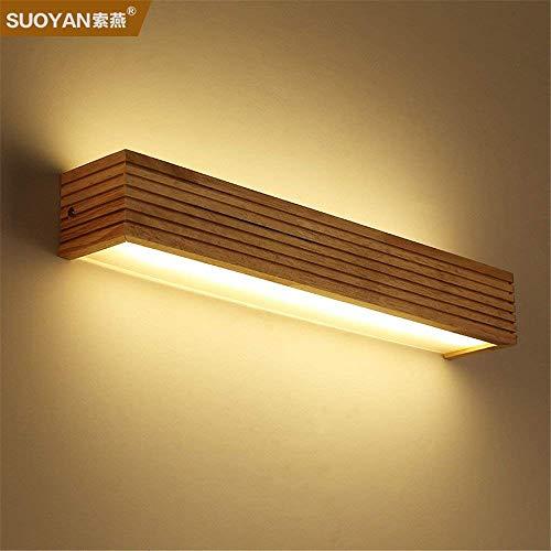 QSM Moderne minimalistische Innenwand-Leuchte, Schmiedeeisen-Gla-Wandlampe Kreatives Schlafzimmer-Esszimmer-Studien-Wand-Wand-Lampe, grüne Bronze, Hintergrund-Wand-Beleuchtung -