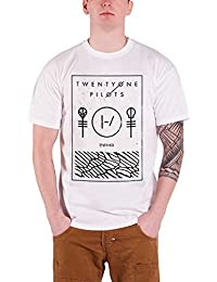 Twenty One Pilots Thin Line Box' T-Shirt