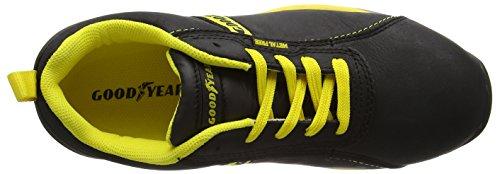 Goodyear Gyshu3054 - Chaussures de Sécurité - Mixte Adulte Noir (Black)