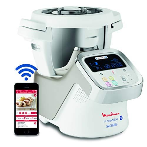Recensione e opinioni su Moulinex HF900110 i-Companion Robot ...