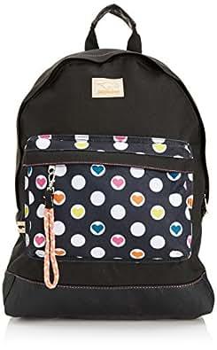 Rocket Dog Womens Olive Backpack RDBP43ARG Black Lovespots