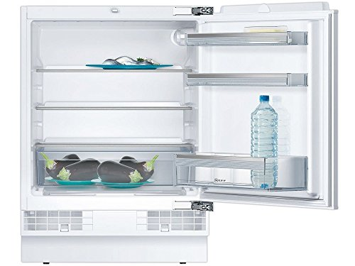 Neff KU215A2 Unterbau-Kühlschrank / 82 cm / A++ / Kühlteil: 137 Liter / Flachscharnier