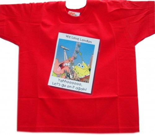 yahhoo T-Shirt Charakter Alter 3bis 4 (Weihnachten Charakter Kostüme Ideen)