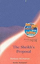 The Sheikh's Proposal (Tender Romance) by Barbara McMahon (2002-10-04)