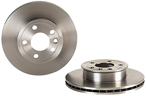 Brembo 09.5566.10 Front Brake Disc - Set of 2