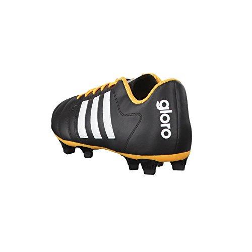 adidas - Gloro 16.2 Fg, Scarpe da ginnastica Uomo core black/ftwr white/solar gold