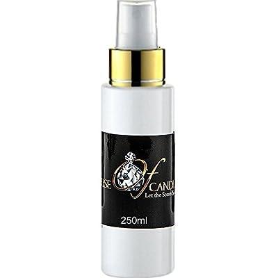 Lollipops Désodorisant de Salle de Bain & Désodorisant parfum vaporisateur Triple Extra Forte 250ml/227g