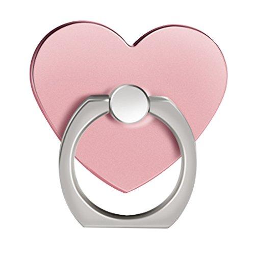 NoyoKere Soporte teléfono móvil Forma corazón 360