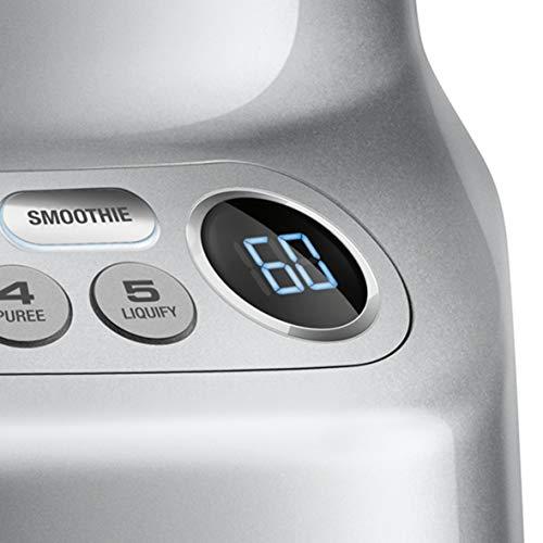 Sage SBL620SIL4GUK1 Fresh and Furious, Plastic Body, 1200 W, Silver