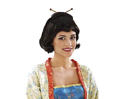 viving Kostüme viving costumes201389Japanische Perücke (One -