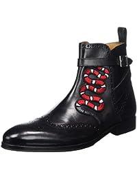2fea2fd38552 Amazon.fr   Chelsea - Boucle   Bottes et boots   Chaussures homme ...