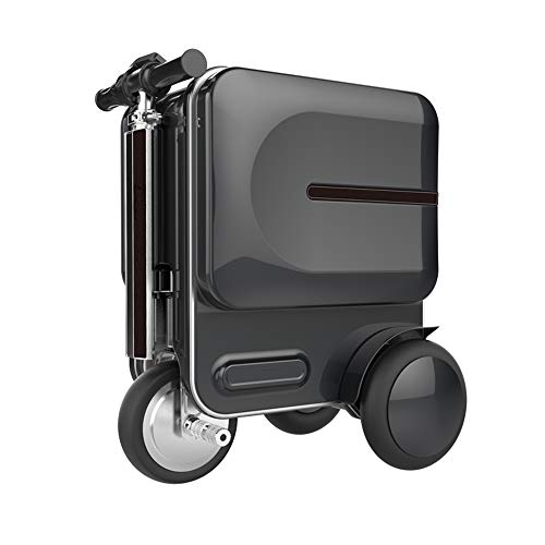 Smart Travel Equipaje Maleta Plegable Equipaje Eléctrico Scooter Coche 29,3 L Sets De...
