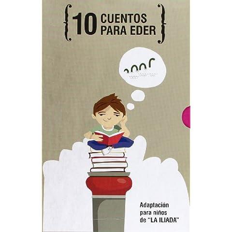 (pack) 10 cuentos para eder