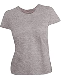 SOLS- Camiseta de Manga Corta Miss para Chica Mujer 4c1b036491a