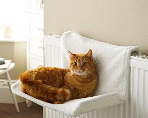 Lit / Hamac de radiateur pour chat.